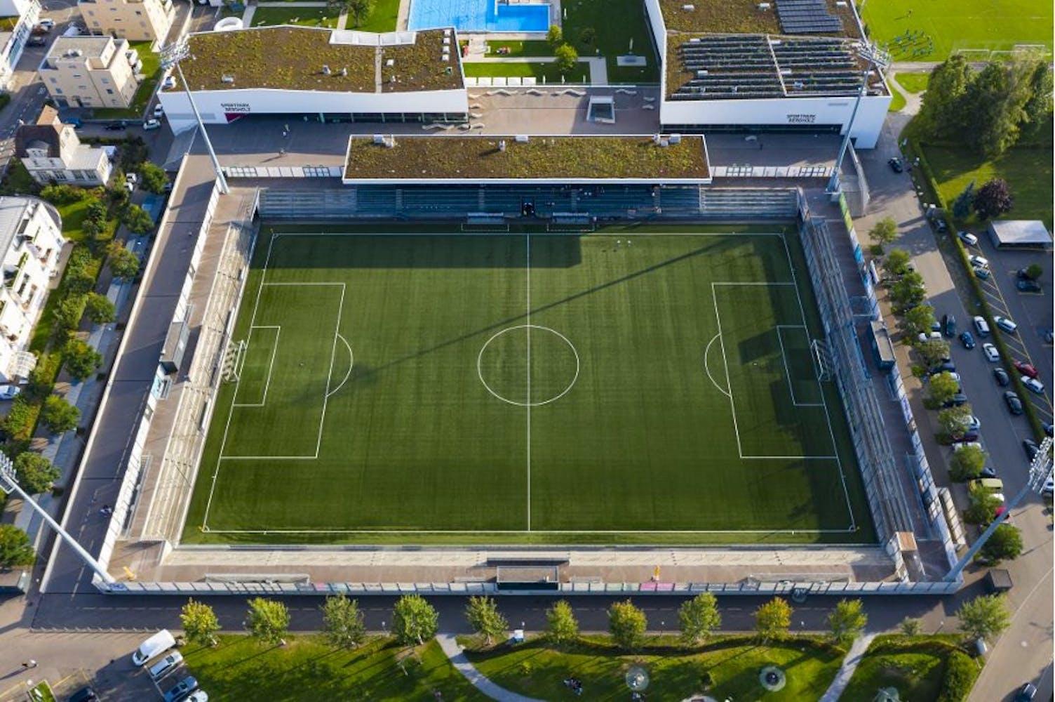 Stadion Bergholz Wil