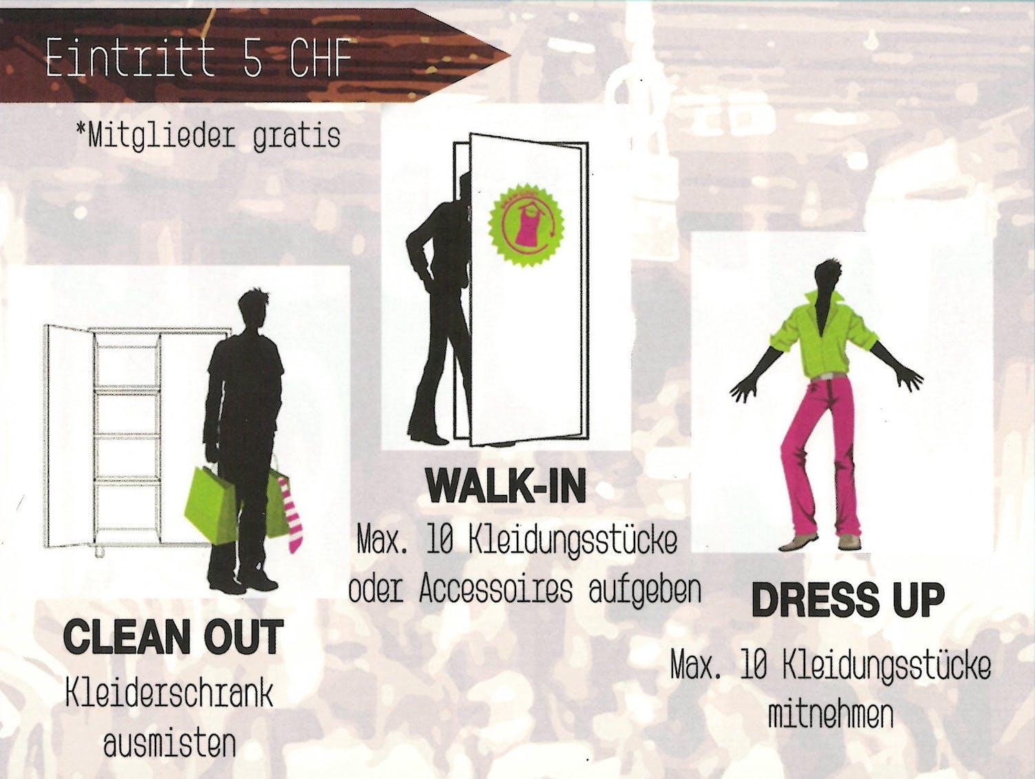 Kleider tauschen statt kaufen - Die Ostschweiz