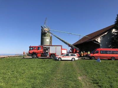 A-Unfall Wittenbach