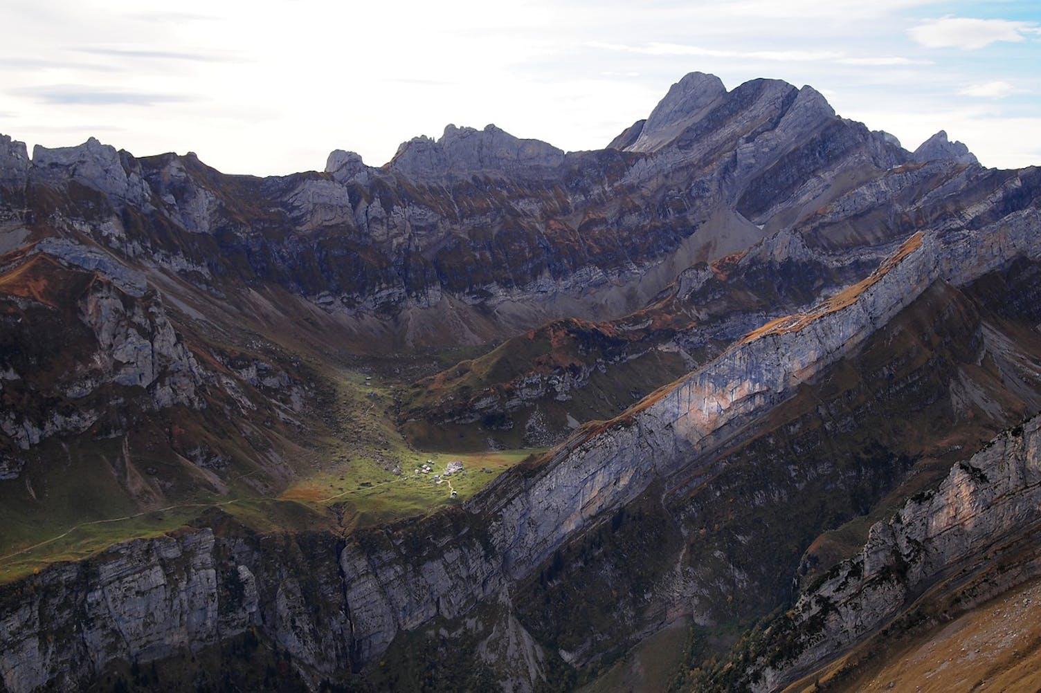 Alpstein Appenzell