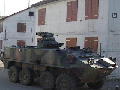 Radschützenpanzer