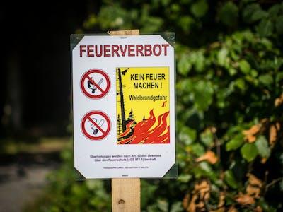 Feuerverbot SG