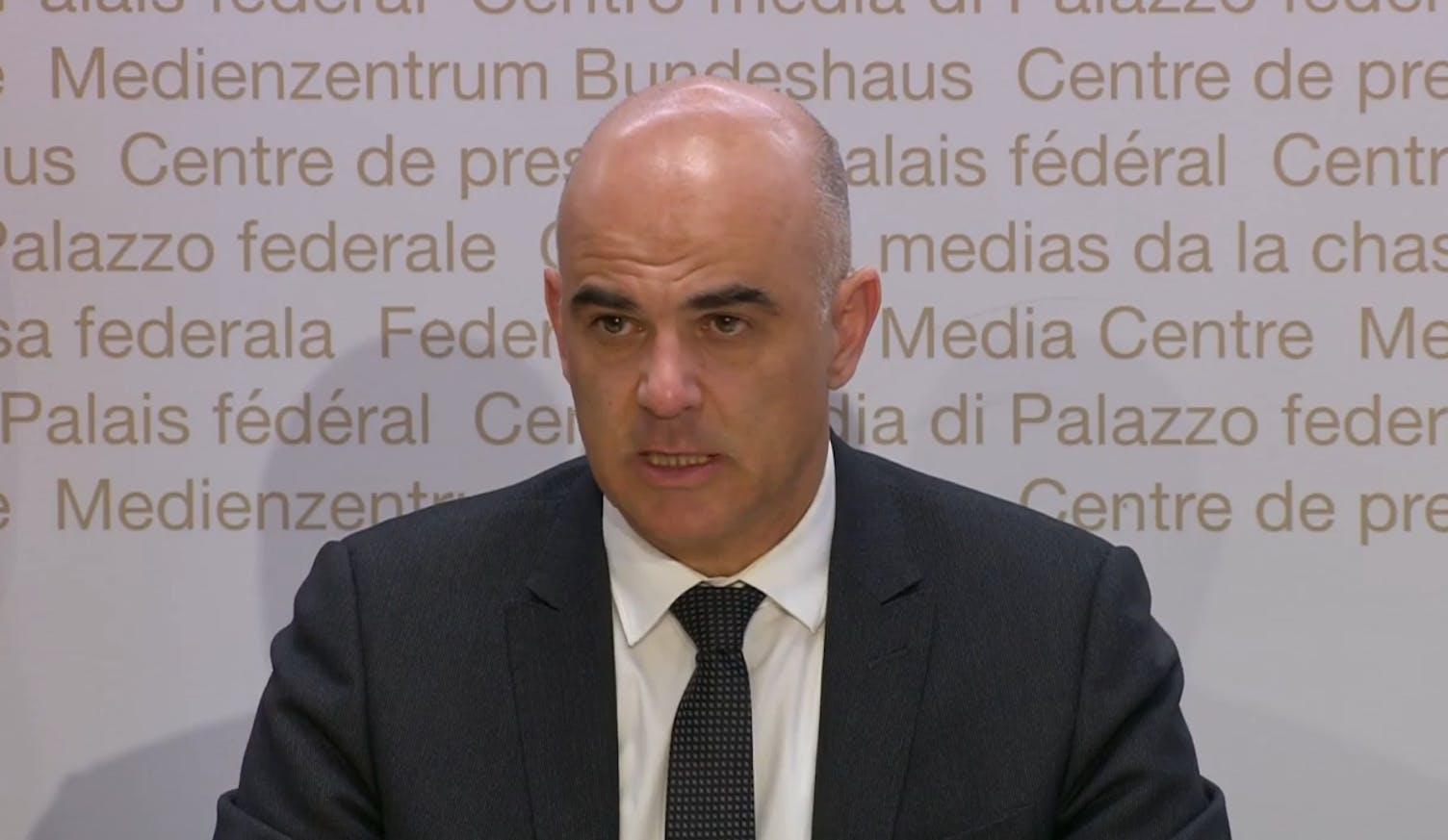 Alain Berset