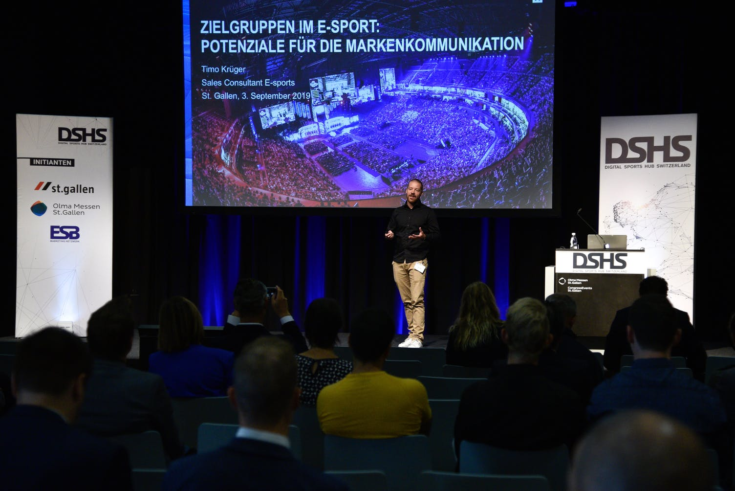 eSport und Gaming