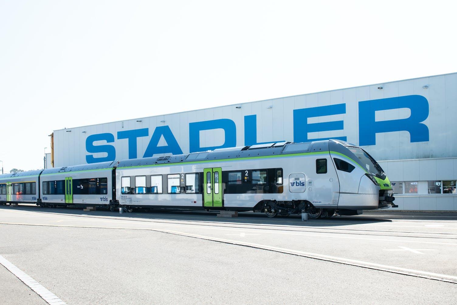 Stadler Rail