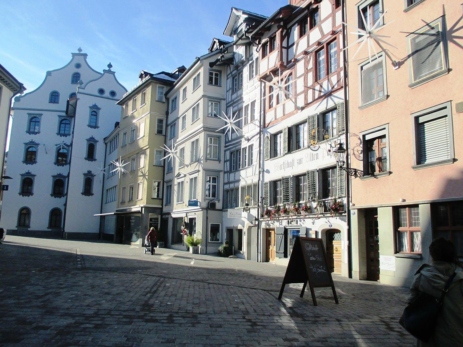 St.Gallen Stadt