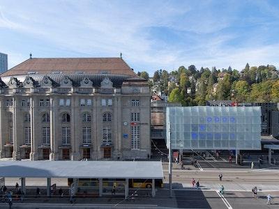 Bahnhof St.Gallen