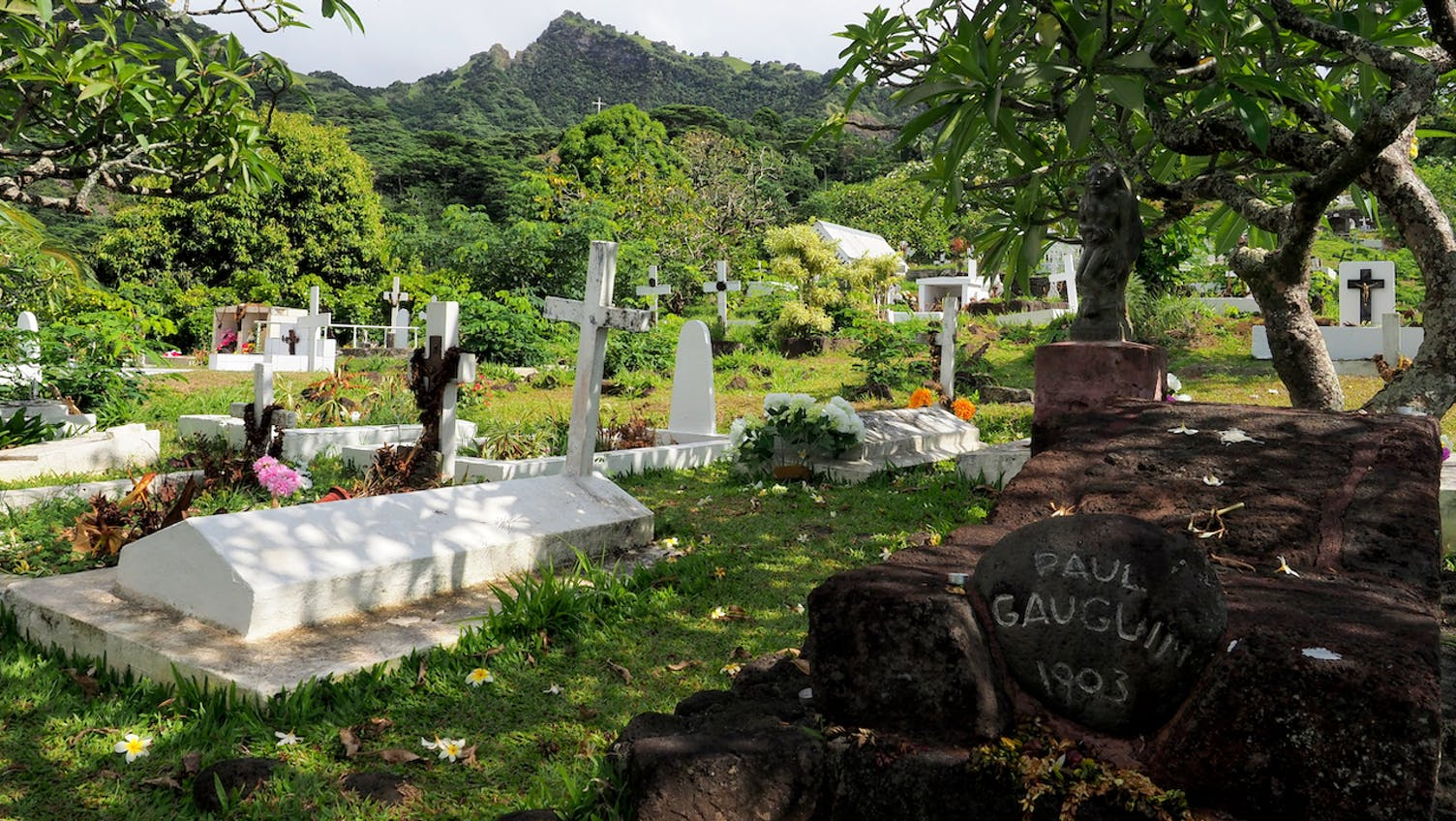 Marquesas-Insel