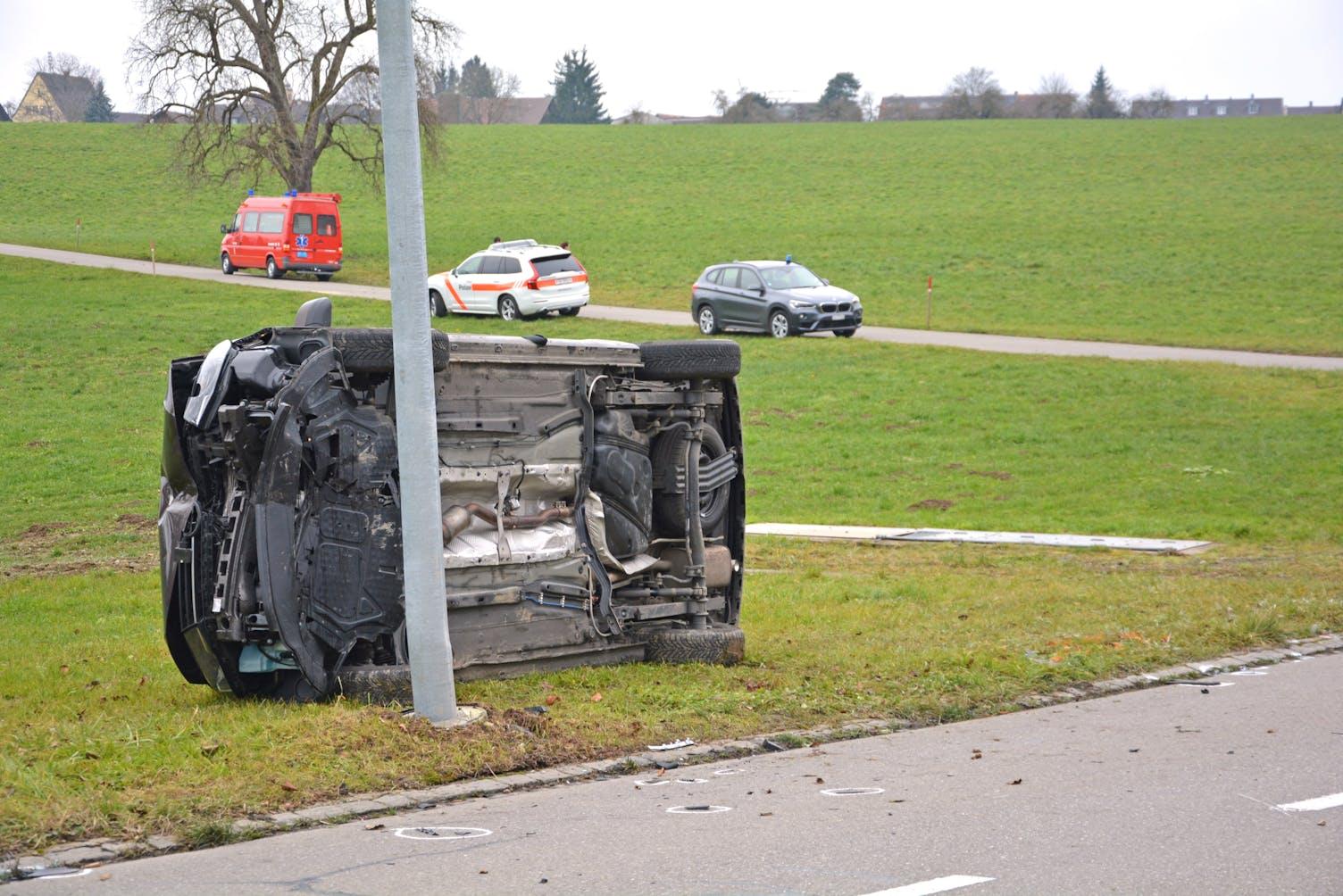 Ellighausen Unfall