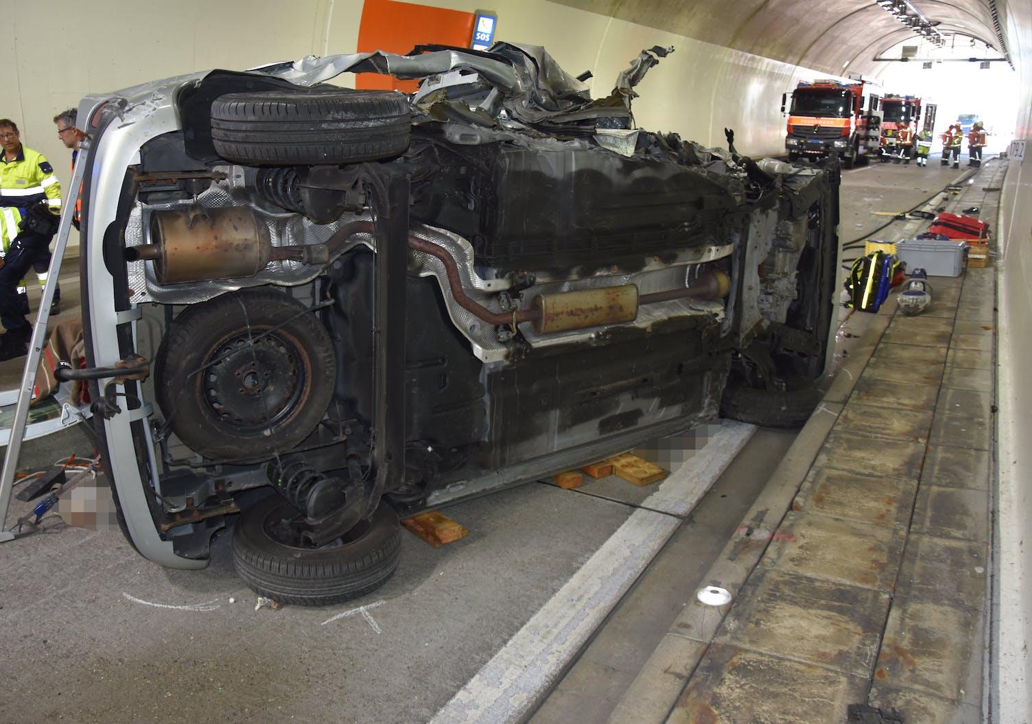 Unfall Walenstadt