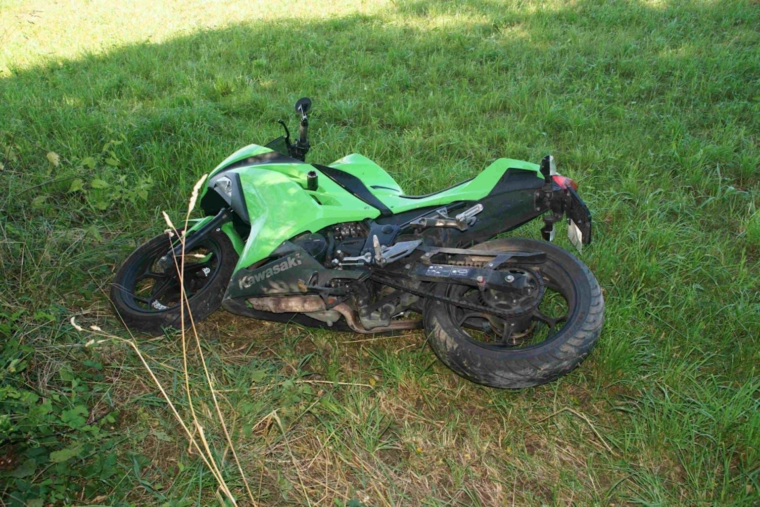 Motorrad Oberbüren