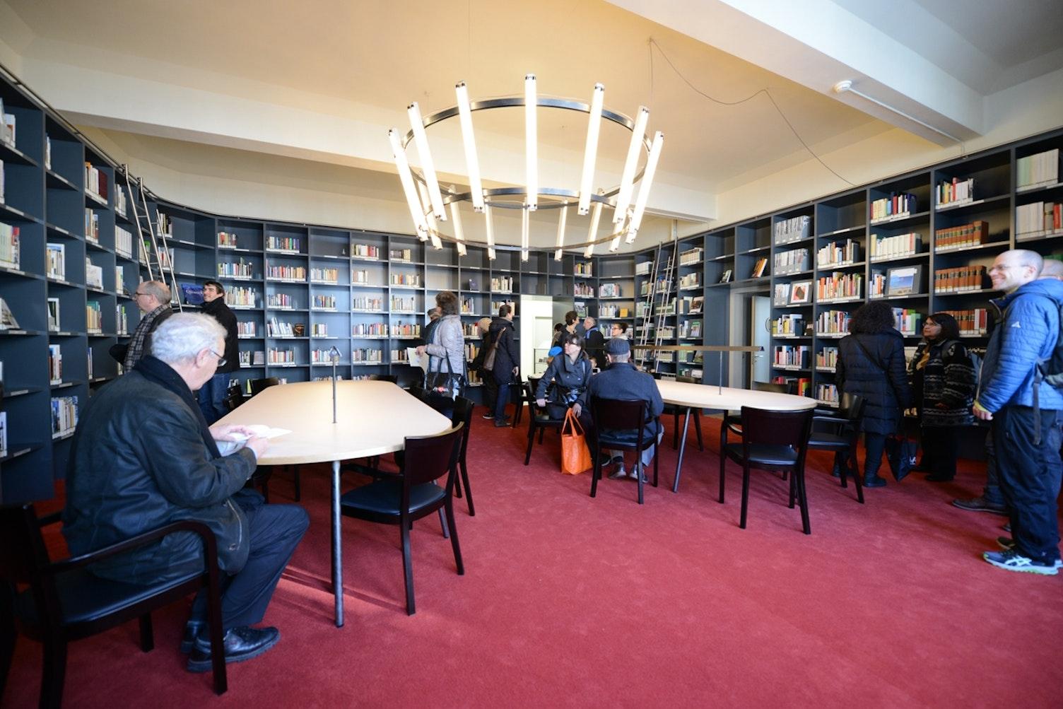 Bibliothek Hauptpost