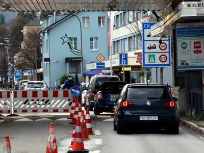 Zoll Konstanz