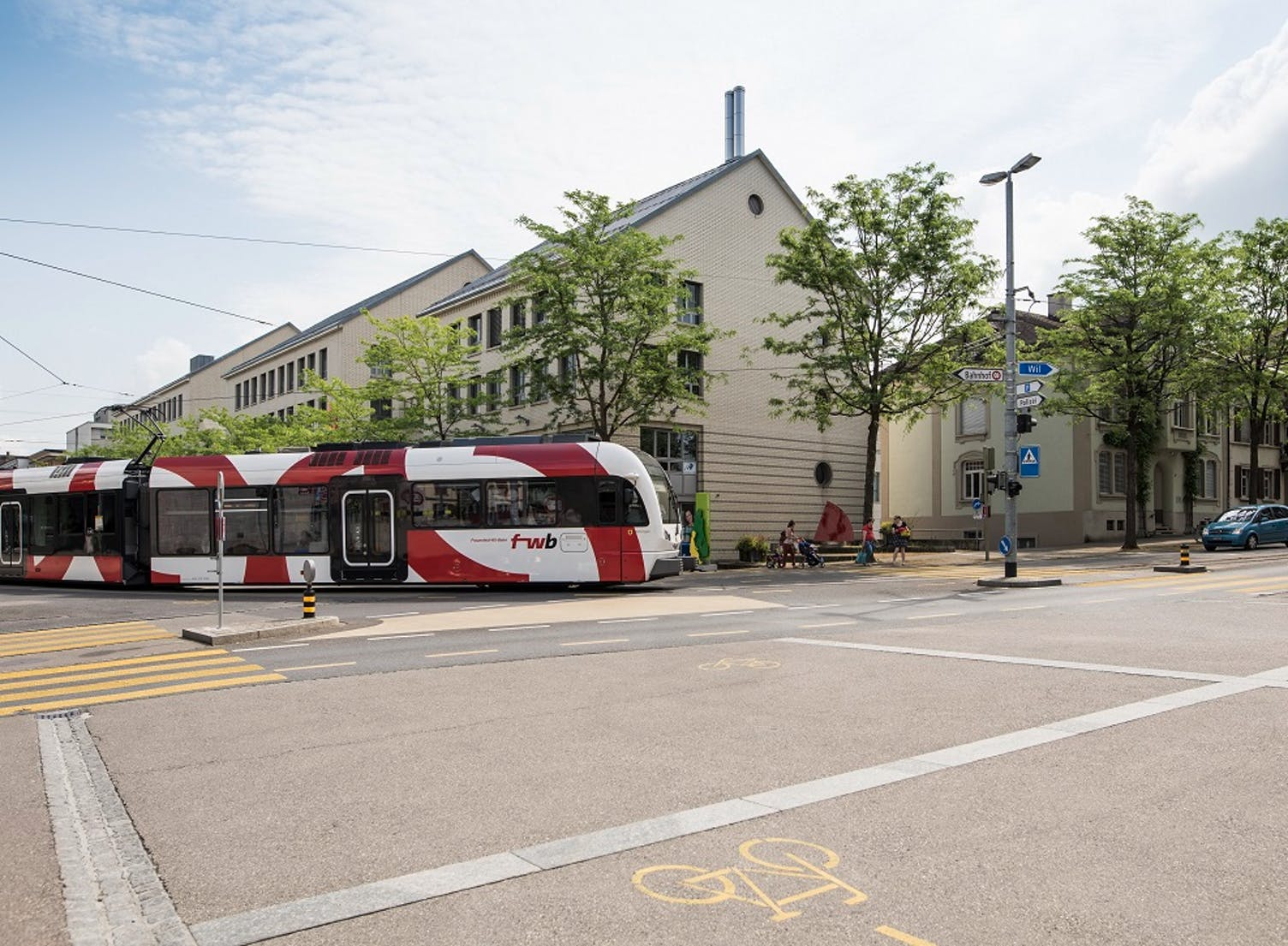 Frauenfeld-Wil Bahn