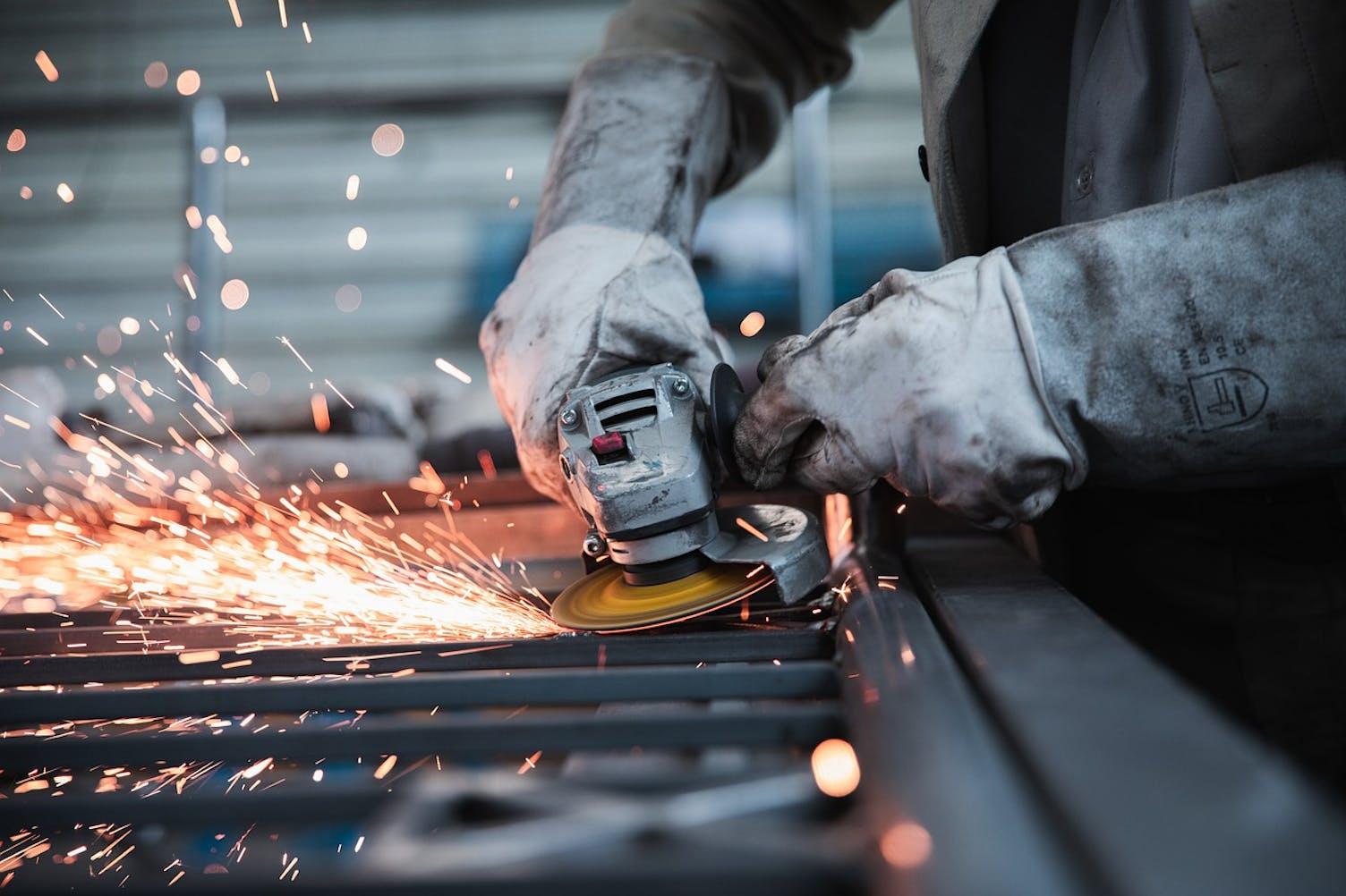 Industrie Arbeit