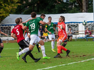 Fussball Sion/Brühl
