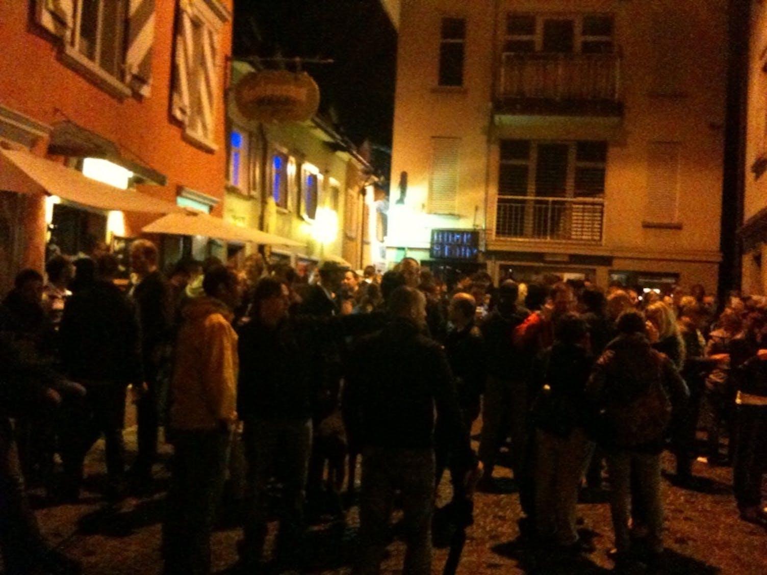 Nachtleben St.Gallen