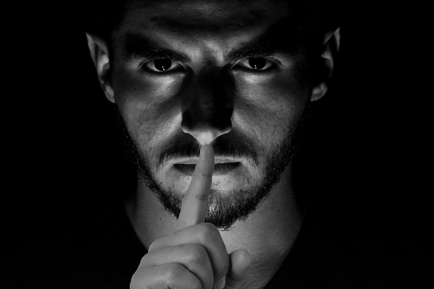 Geheimnis schweigen