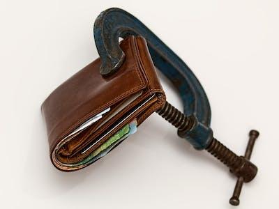 Geld Schulden