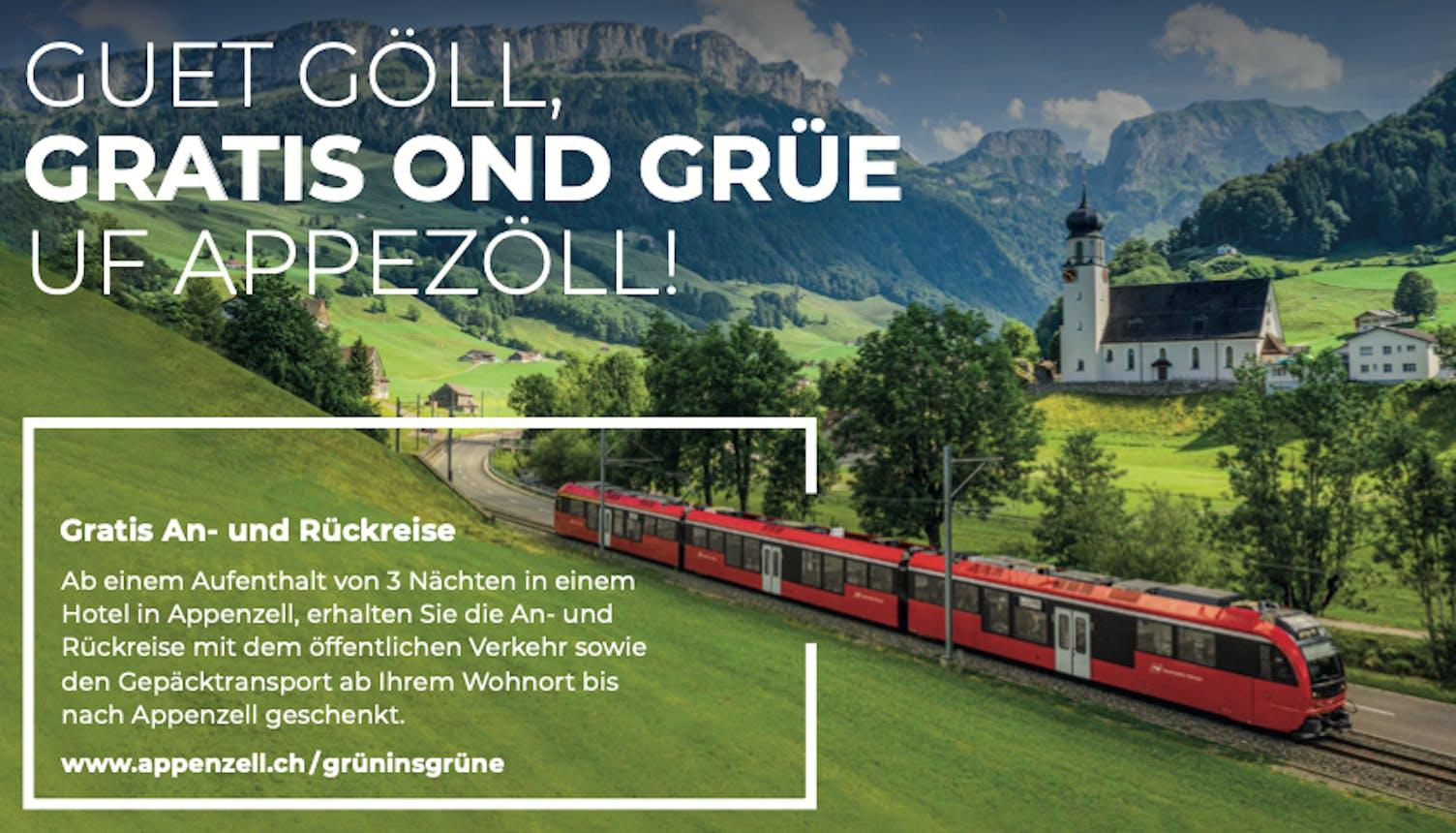 Bahn Appenzell