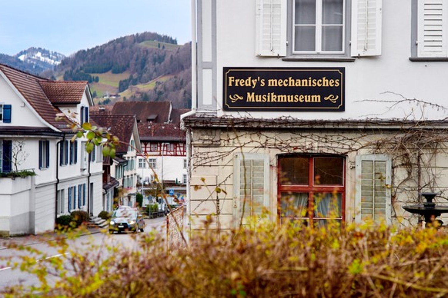Mechanisches Museum
