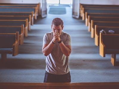 Religion beten