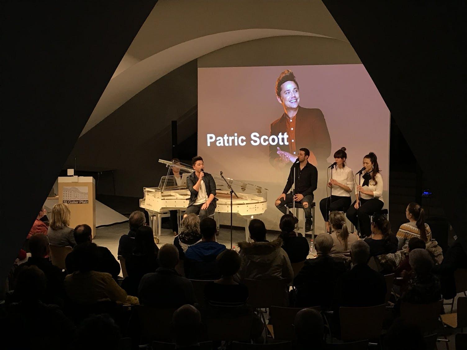 Patrick Scott