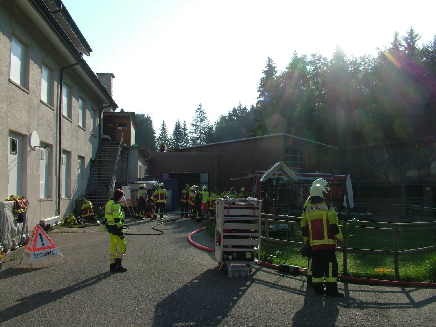 Brand Ostschweiz