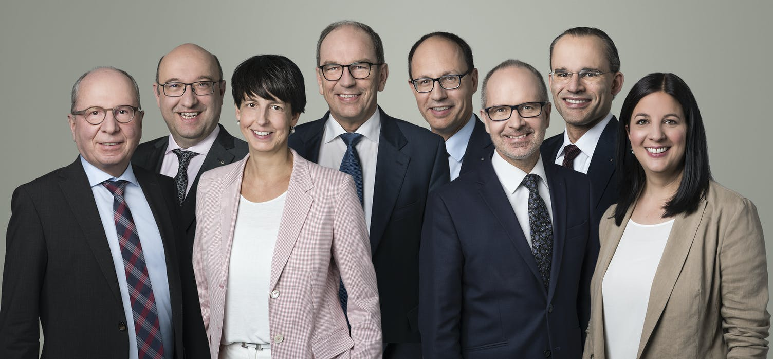 Regierung St.Gallen