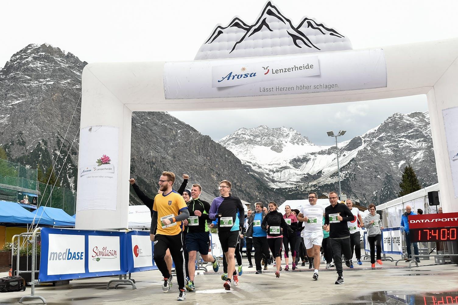 Swiss Management Run