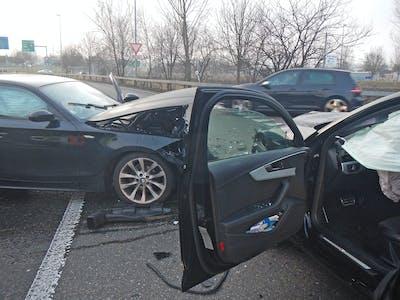 Unfall Kreuzlingen