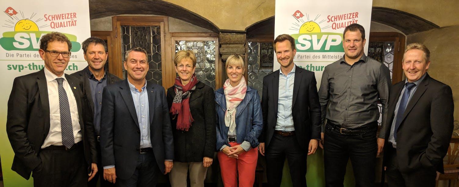 SVP Thurgau