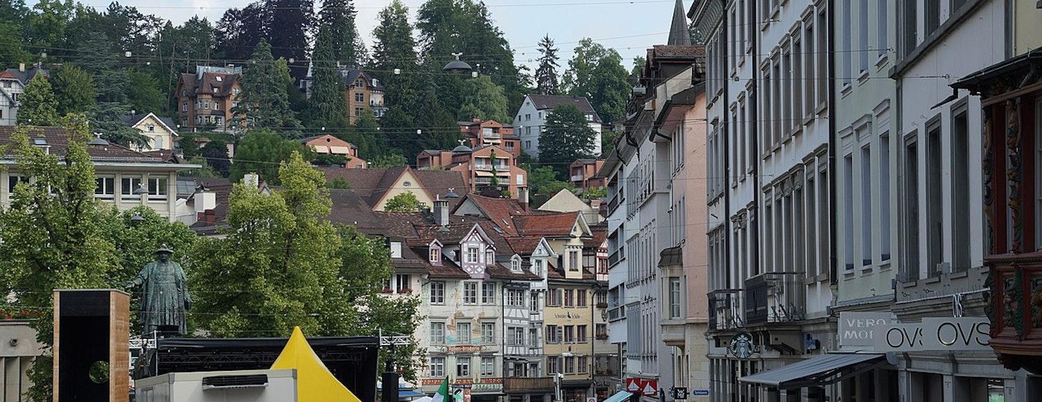Marktgasse St.Gallen
