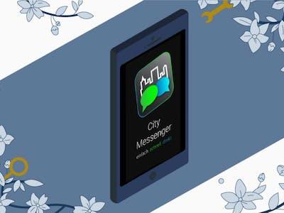 City Messenger App