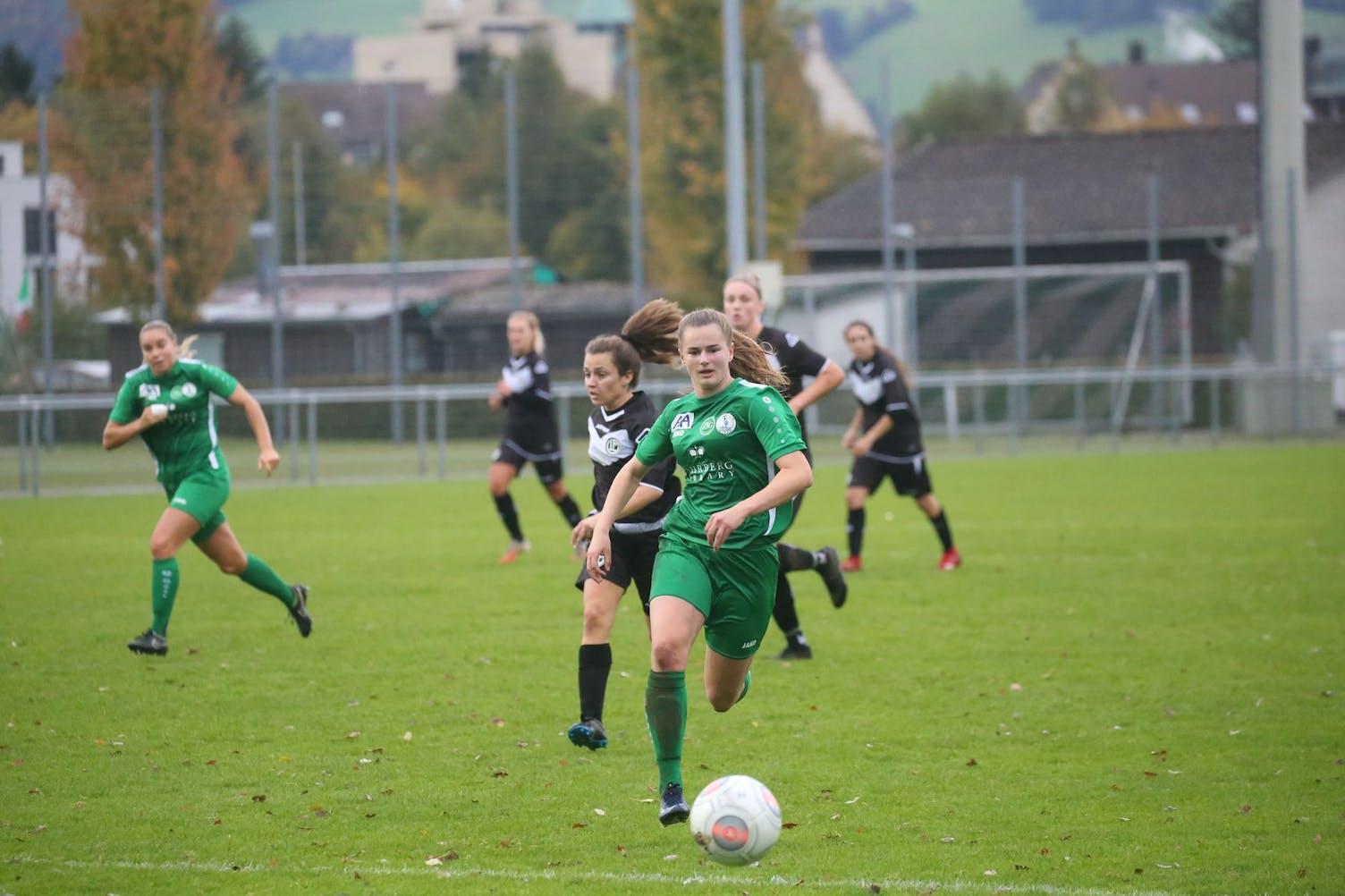 Frauenfussball FCSG