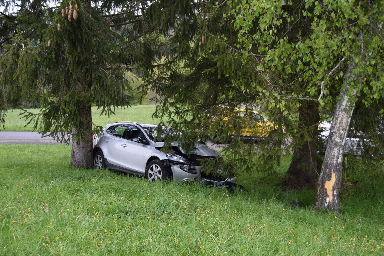 Unfall Teufen