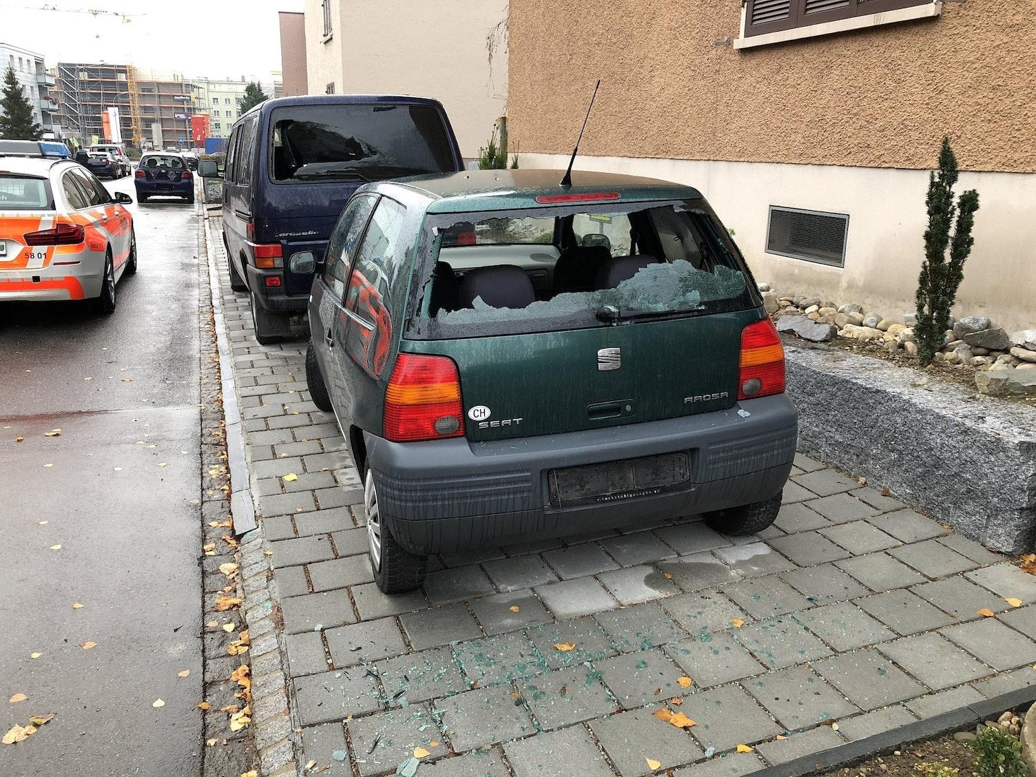 Auto Vandalen