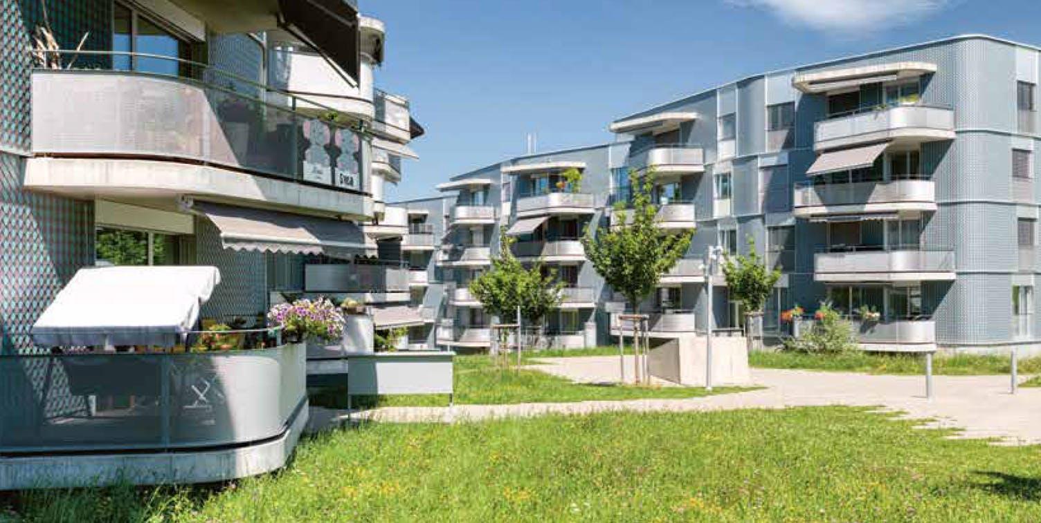 Wohnen St.Gallen