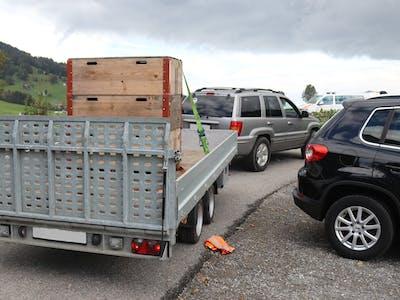 Unfall Appenzell