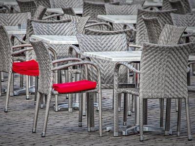 Stühle Leer
