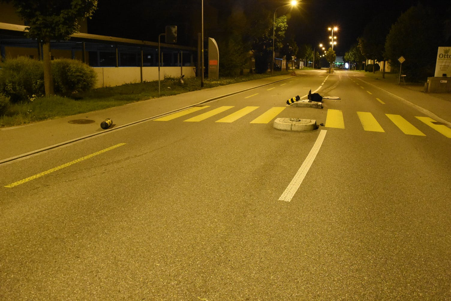 Unfall Wil