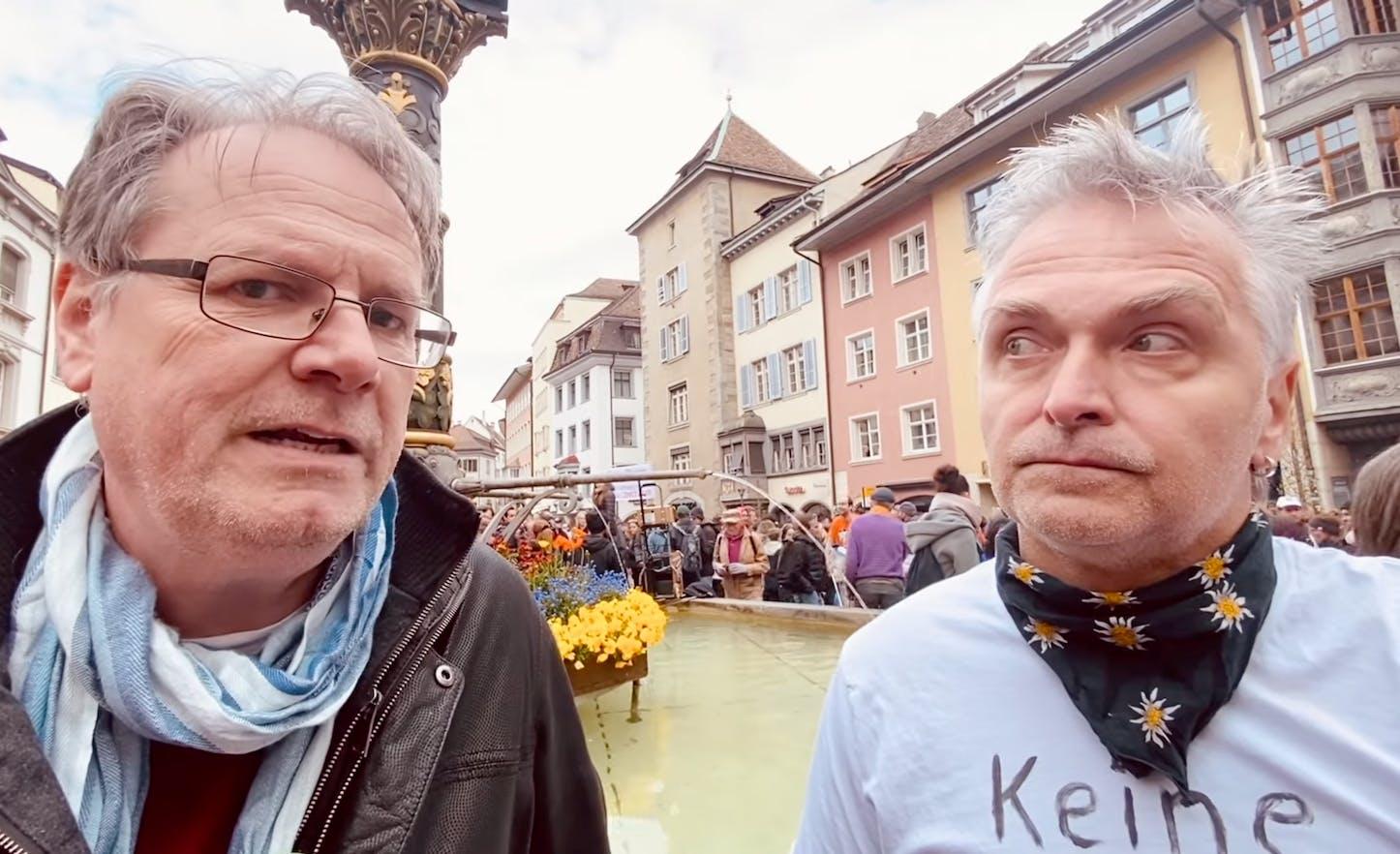 Schweiz: «Es ist unglaublich, mit welcher Rechtskeule da ausgeholt wird»