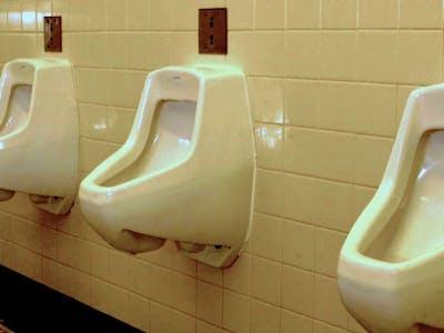 Pissoir Toilette Klo