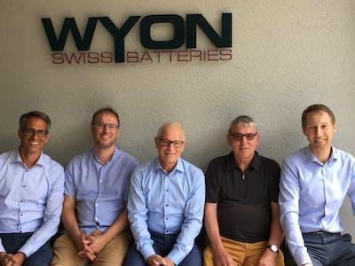 Besuch Wyon