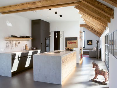 Elbau-Küche