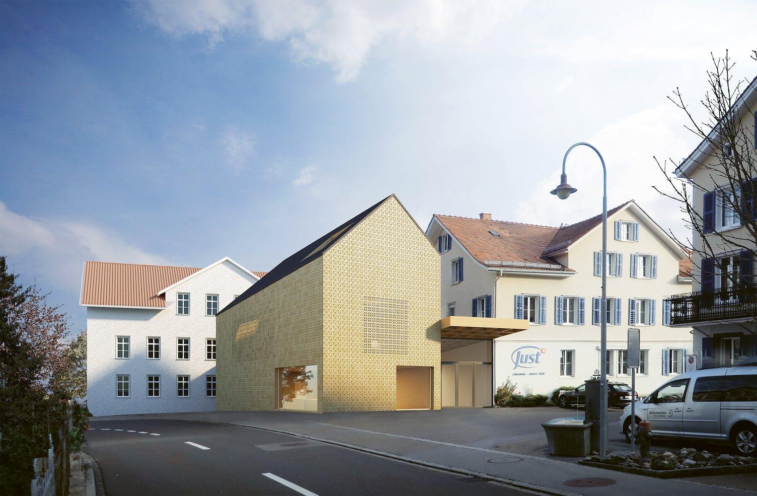 RLC Architektur