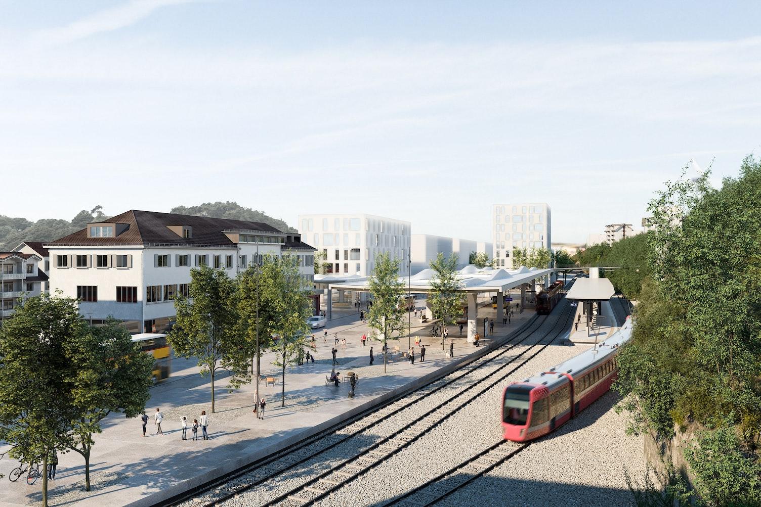 Bahnhof Herisau